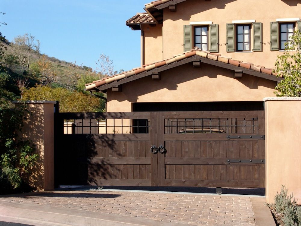 Perfect Custom Garage Doors The Ziegler Family Has Been Building Wood Garage Doors  In Orange County Since 1969. As The Value Of Land Surged So Have The  Expectations ...