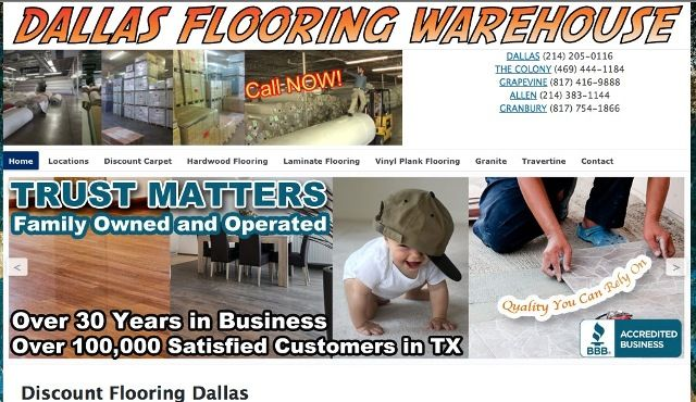 Captivating ... Dallas Flooring Warehouse Has Been Rated With 22 Experience Points  Based On Fixr S Rating System ...