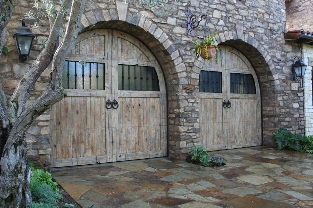 Decorative Garage Doors The Ziegler Family Has Been Building Wood Garage  Doors In Orange County Since 1969. As The Value Of Land Surged So Have The  ...