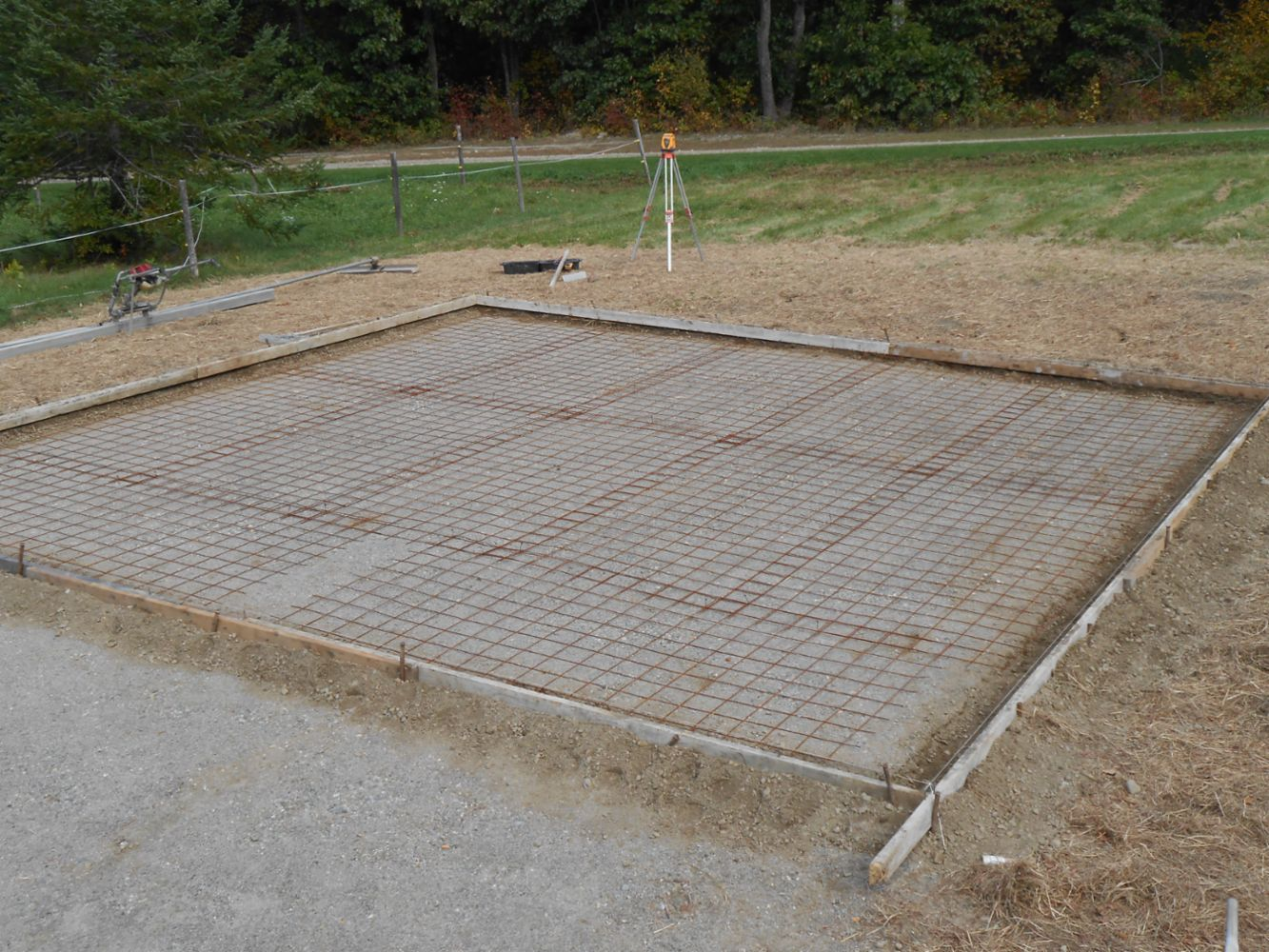 Decorative Cement Slabs : Concrete floors garage slabs specialist in augusta me