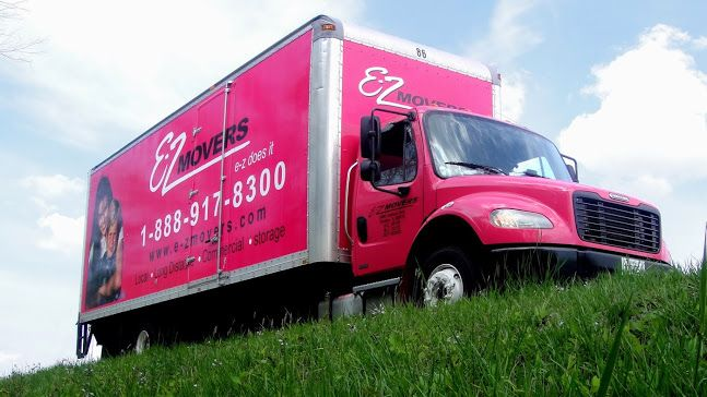 Local, Long Distance & Commercial Moving in Skokie, IL - E-Z ...