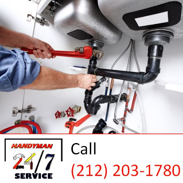 Leak Detection & Emergency Plumbing in Bronx, NY - Handyman 24-7 ...