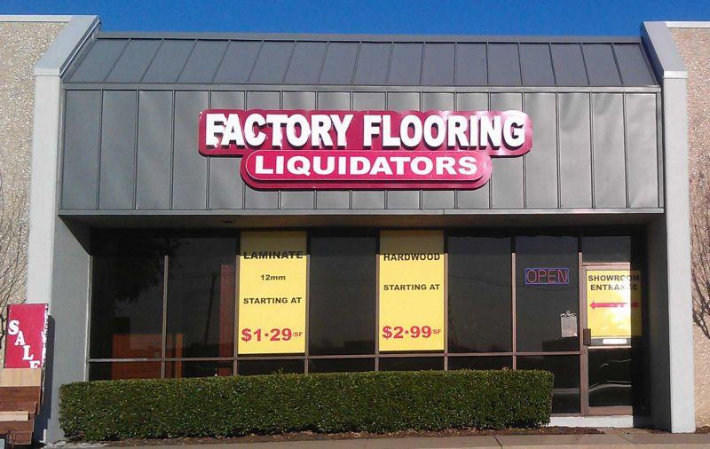 Fixr Experience Score: 46. Factory Flooring Liquidators ...