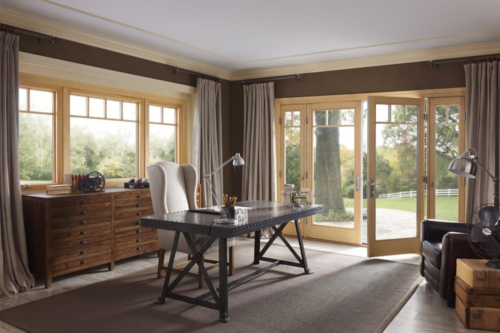 Clearly the best fifty years of innovation in window and for Milgard fiberglass windows reviews