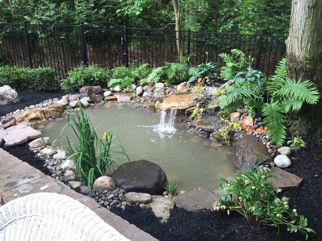 Fish pond construction in bound brook nj fitz 39 s fish ponds for Koi pond construction cost