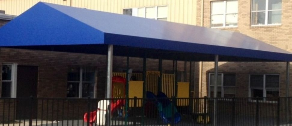 Awning Installation in Worcester, MA - Massachusetts Awning