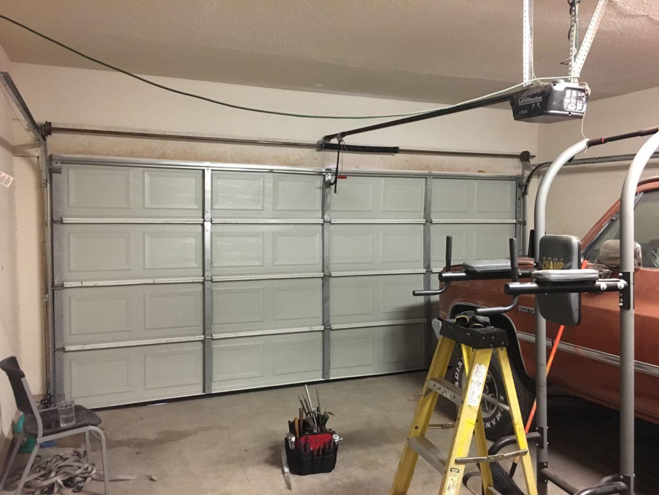 Garage doors el paso texas dandk organizer for Home advisor garage door repair