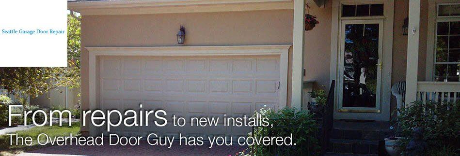 Garage Door Repair Amp Installation In Seattle Wa Ohd