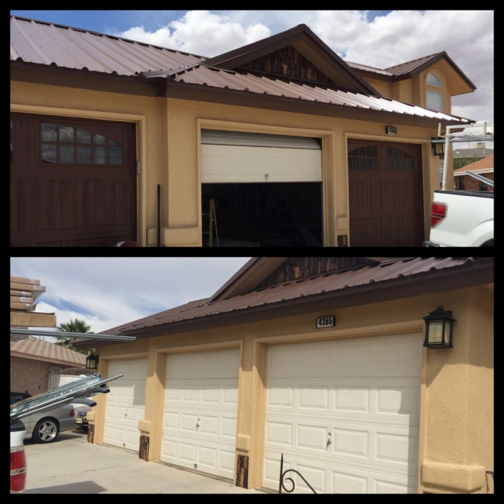 Garage Door Repair Installation In El Paso Tx Deca Doors
