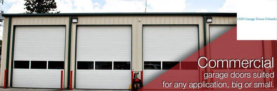 Garage door repair installation in orlando fl ohd for Garage door service orlando