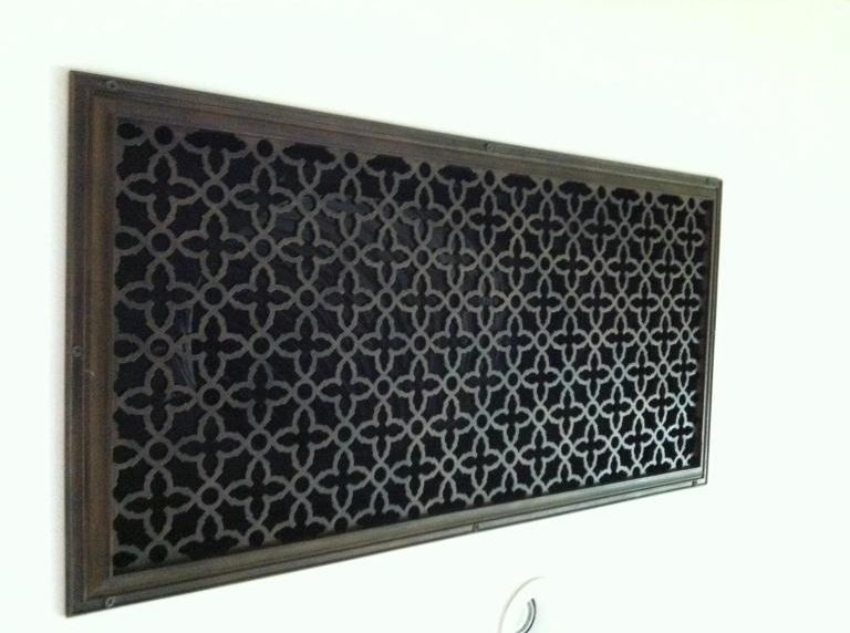 air conditioning duct covers. air conditioning duct covers