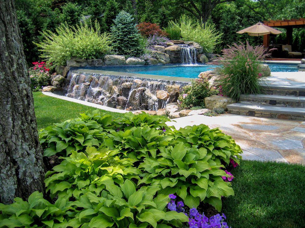 New Garden Landscaping Greensboro : Landscape architecture in ringwood nj clc design