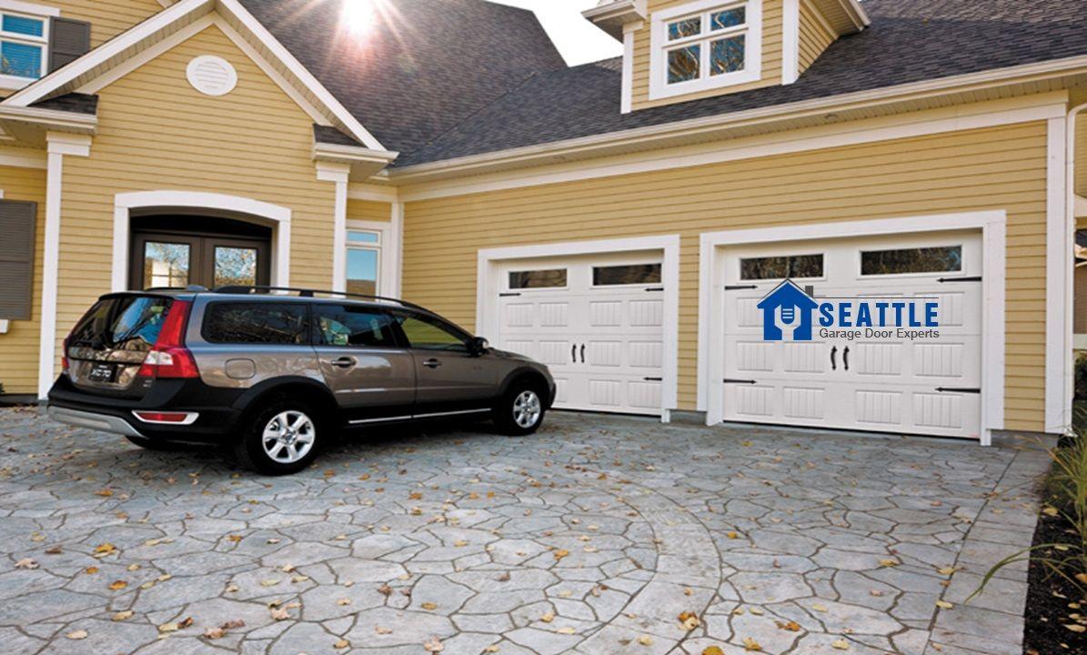 Garage door repair installation in seattle wa seattle for Garage door repair bothell