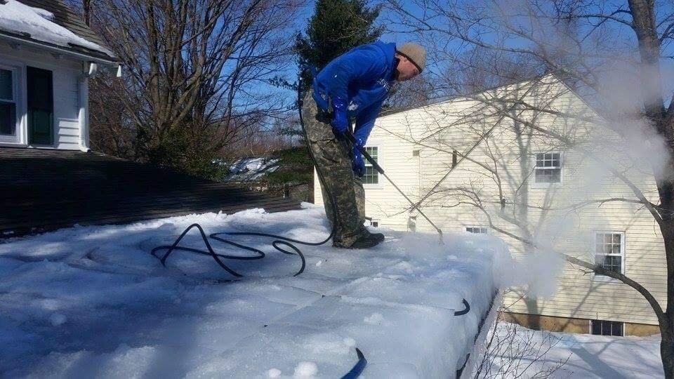 Snow Removal In Boise Id Professional Ice Dam Removal