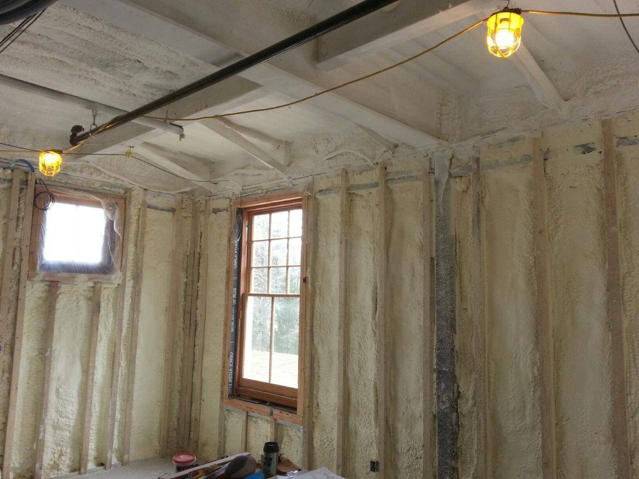 Spray Foam Insulation Services In Frenchtown Nj Enviro