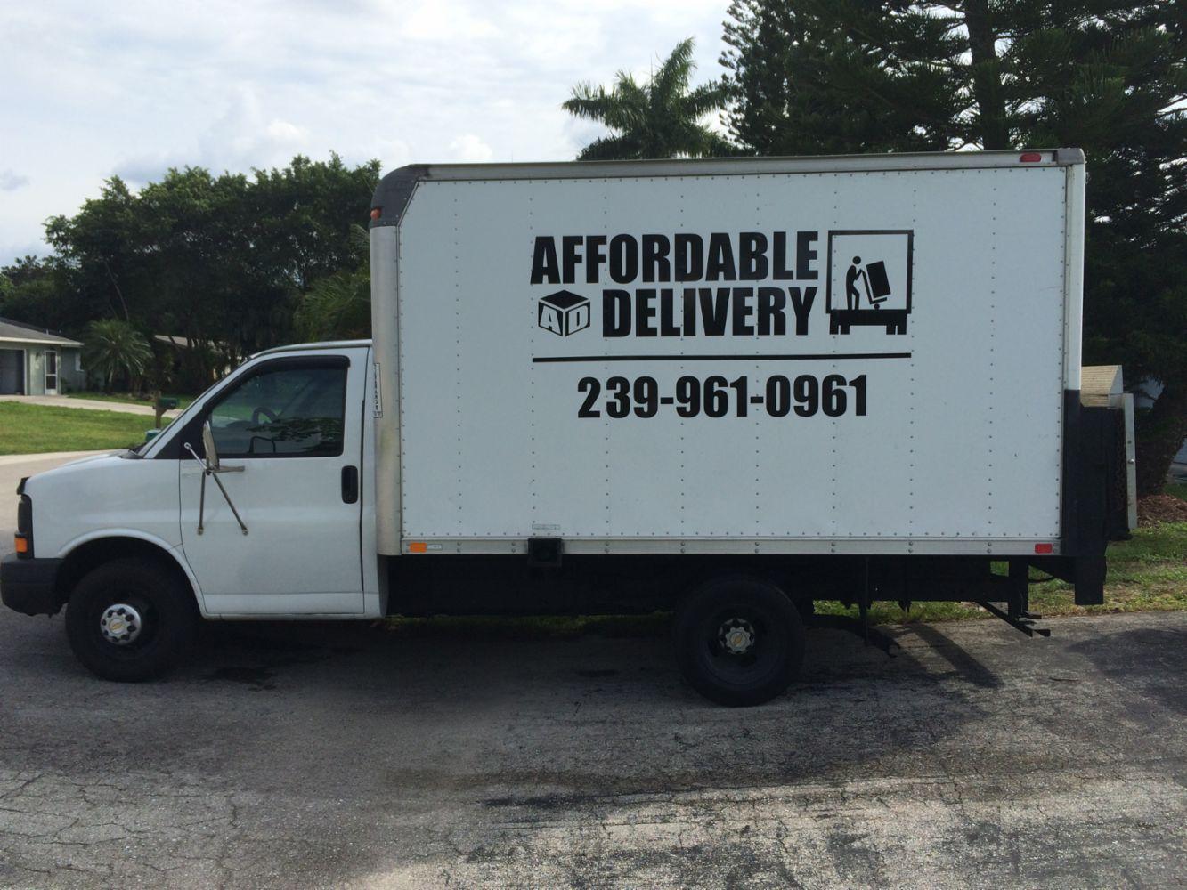 Furniture moving in naples fl affordable delivery moving for Affordable furniture delivery
