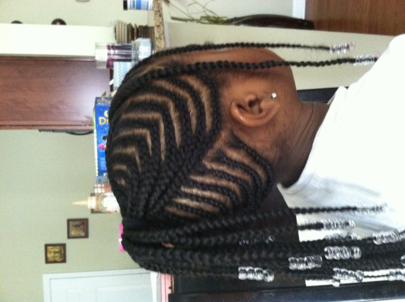 Images About Lil African Hair Braiding Styles For Children Kids Box Braids Cornrows