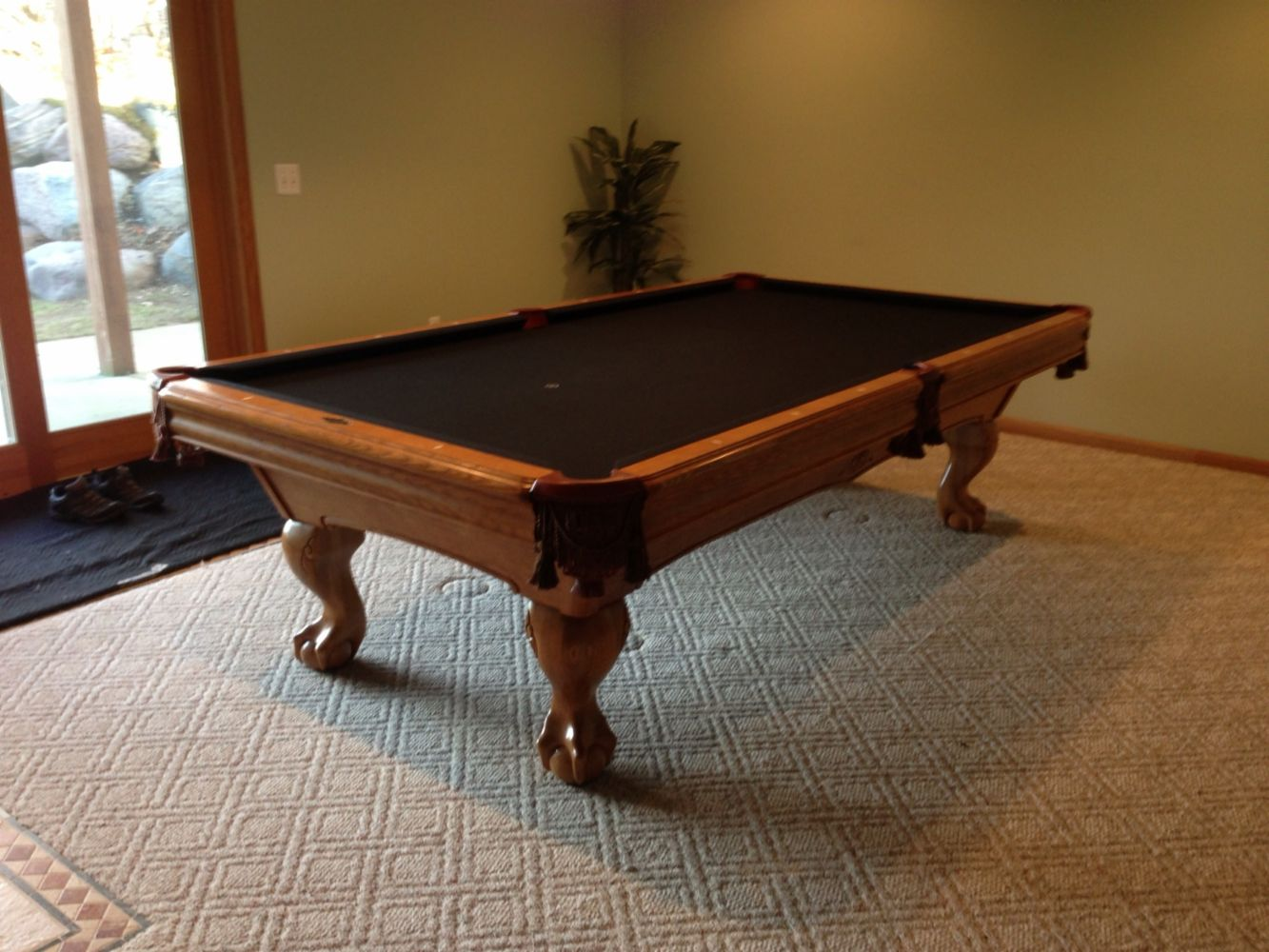 Pool Table Service New Tables Preowned Tables In Madison Heights - Brunswick madison pool table