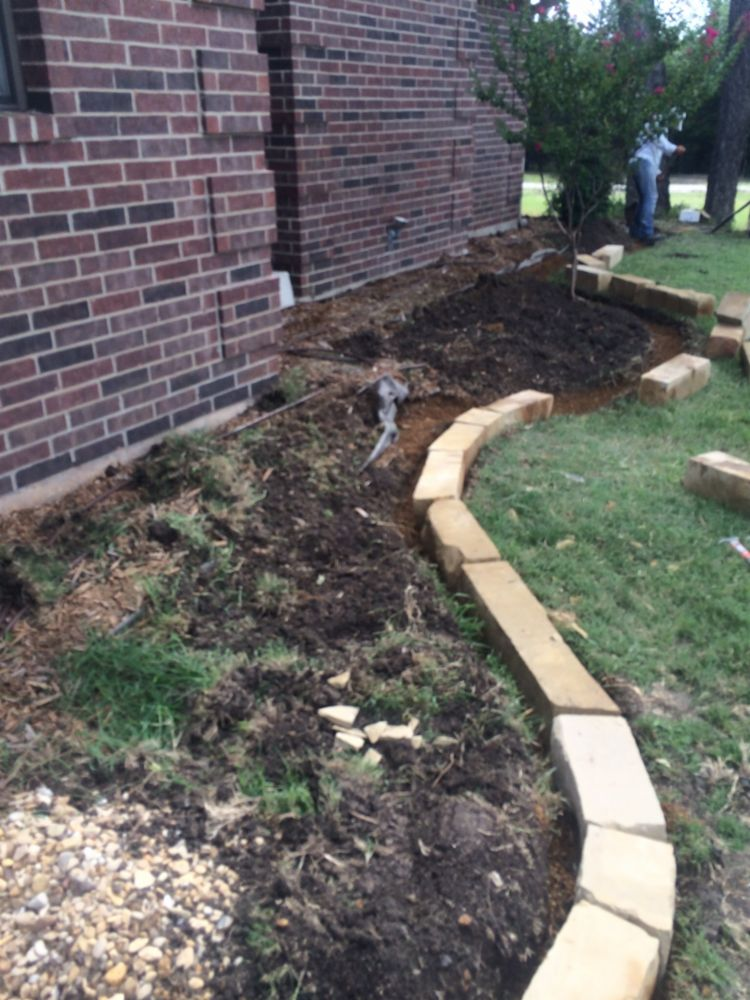 Irrigation And Lawn Service In Desoto Tx Green Forest