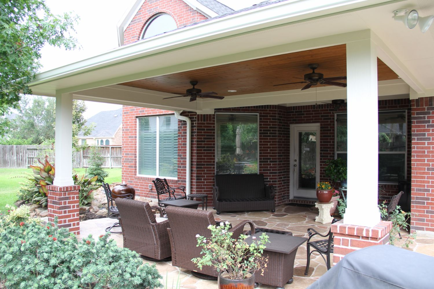 Patio Covers, Outdoor Kitchens, Fire Features In Katy, TX   Tradition  Outdoor Living, LLC