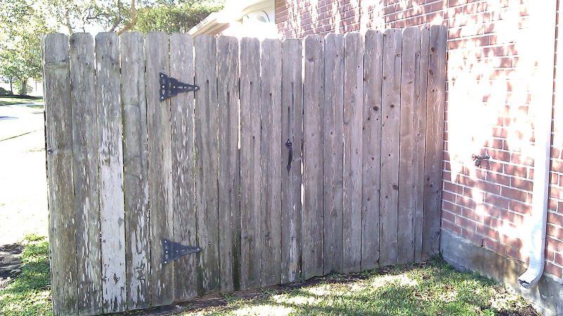 Fence Repair Experts In Katy Tx Katy Fence Repair