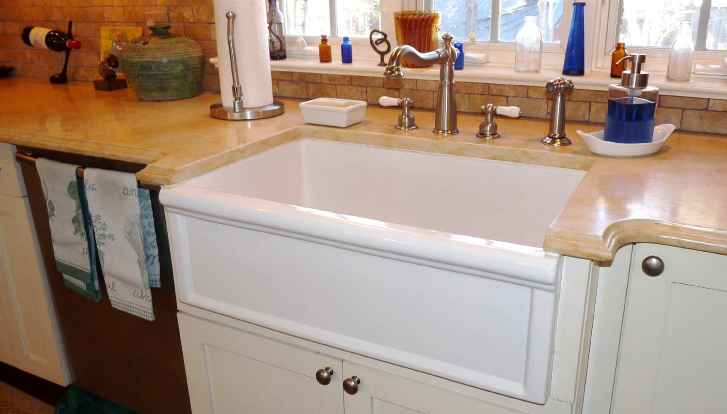 Farm House Sink Stamford CT. Kitchen Remodeling Darien CT