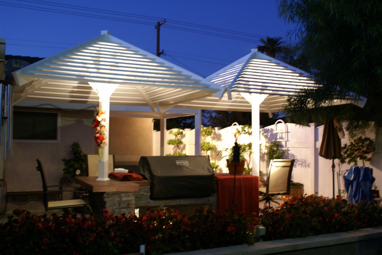 Fencing And Patio Covers In Modesto Ca Titan Fence