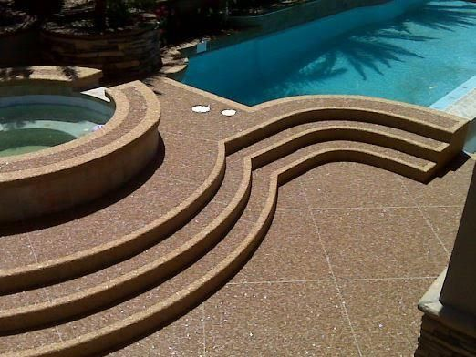 Pool Deck Resurfacing In Orlando Fl Orlando Pool Decks