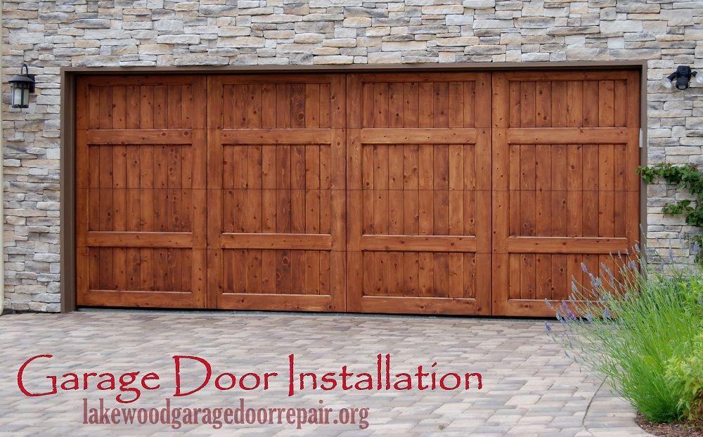 Garage door repair installation in denver co bill 39 s for Evergreen garage doors and service