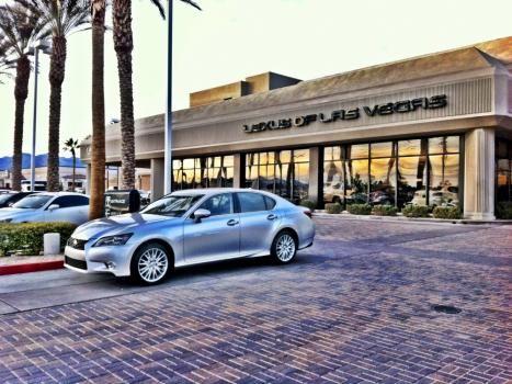 car dealership in las vegas, nv - lexus of las vegas