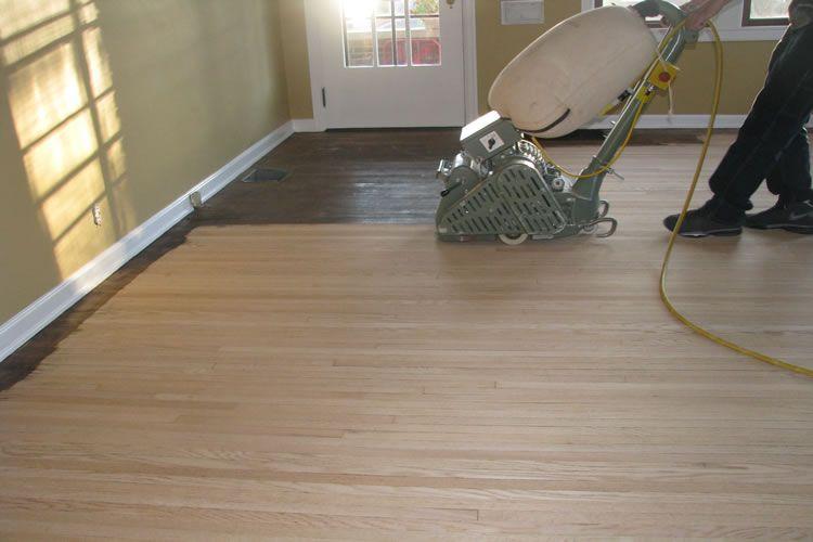 Hardwood Floor Refinishing In Indianapolis In Locke