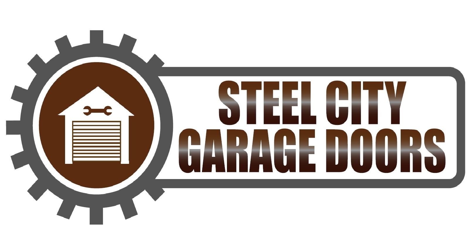 Garage door repair installation in pittsburgh pa steel city steel city garage doors logo rubansaba