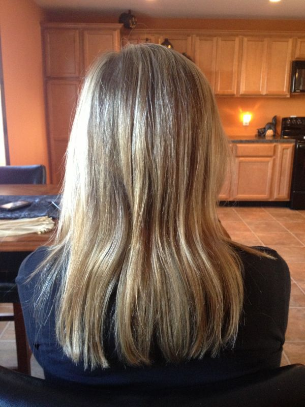 Fusion Hair Extensions In Philadelphia Pa Lox Fusions