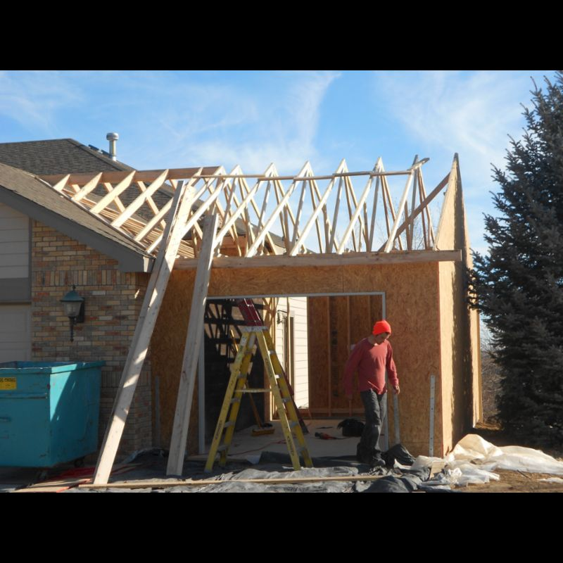 Home Repair Home Improvement in Fort Collins CO Trueline Builders – 3Rd Car Garage Addition Plans