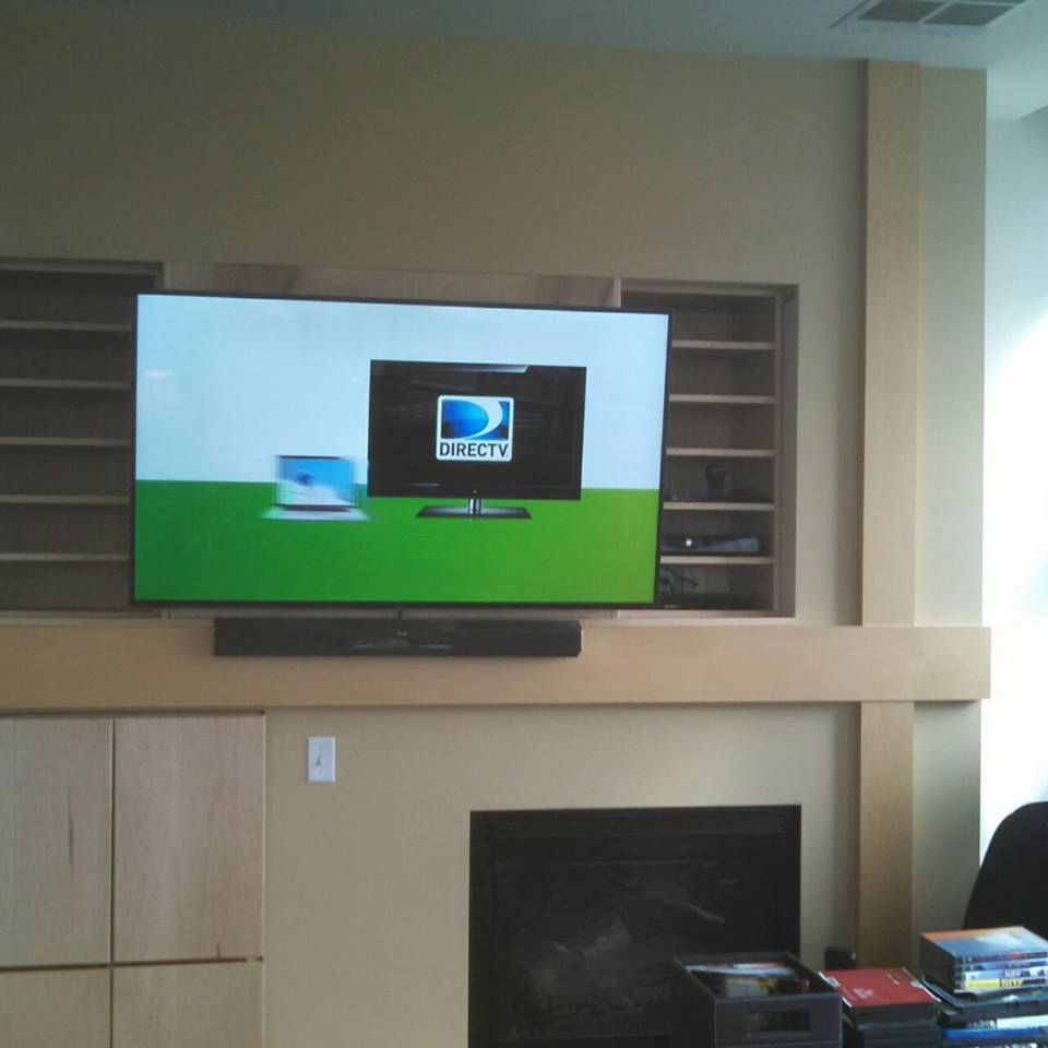 Lcd Led Tv Hdtv Plasma Prewire Retrofit Cabling Wiring Digital Signage And Home Theater Install By Streamline Of Denver