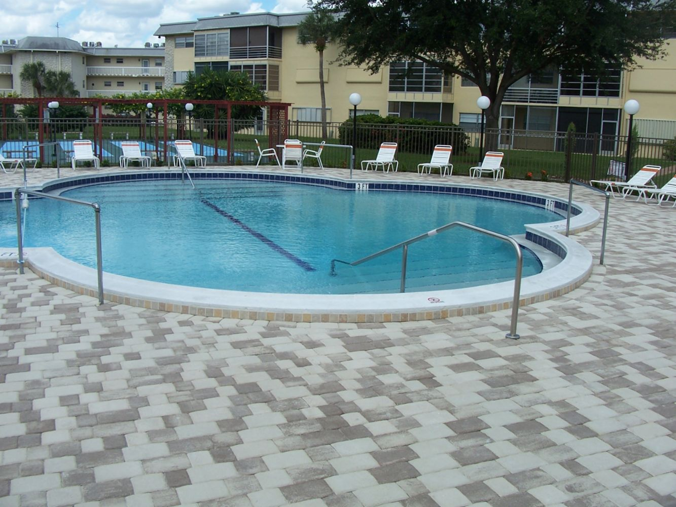 Pool design and construction in fort lauderdale fl for Pool design fort lauderdale