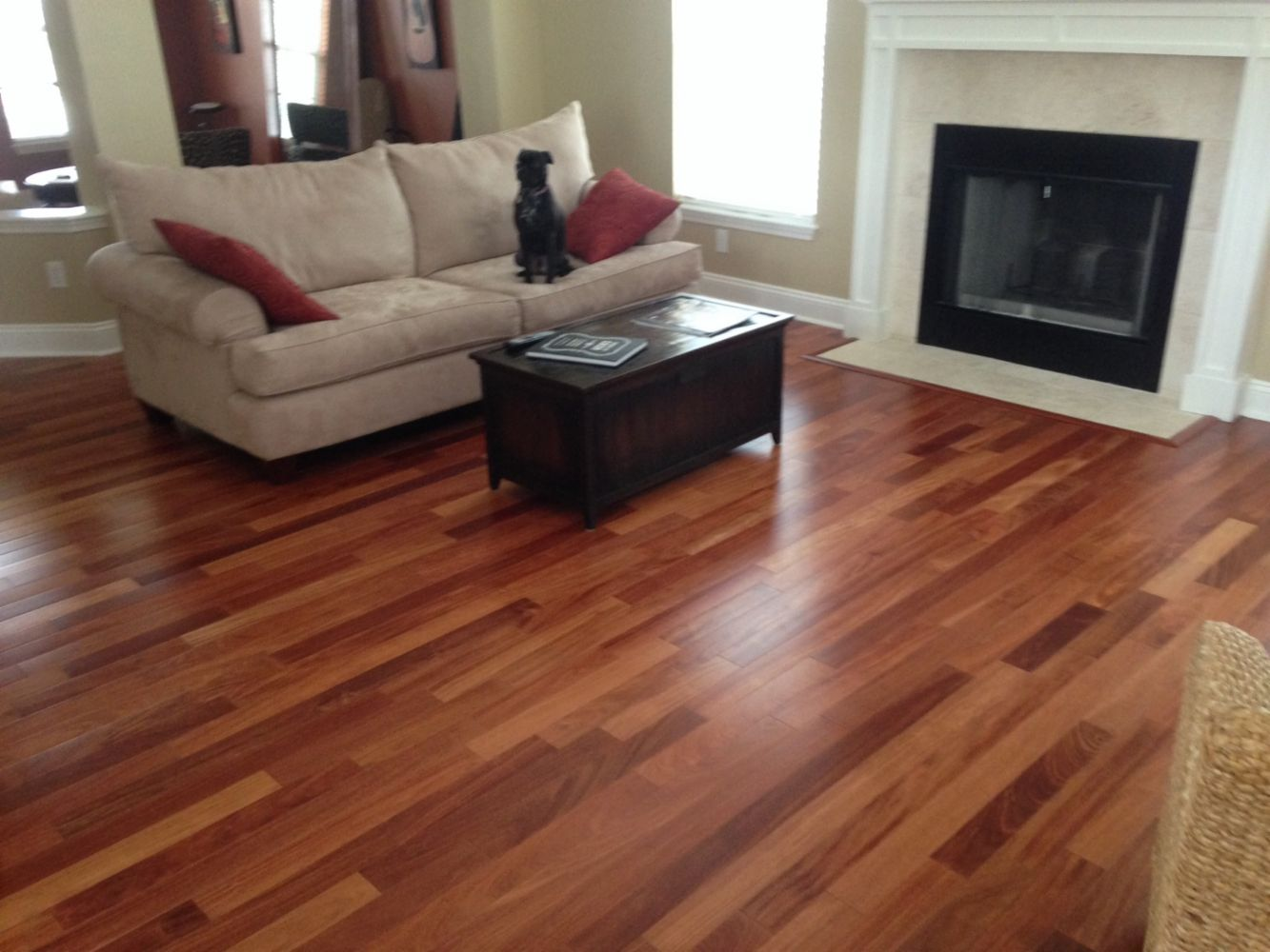 Wood flooring installation and restoration in ponte vedra for Hardwood flooring stores
