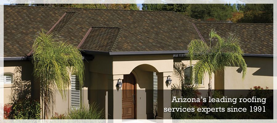 Roofing Repair Redone And Installation In Phoenix Az