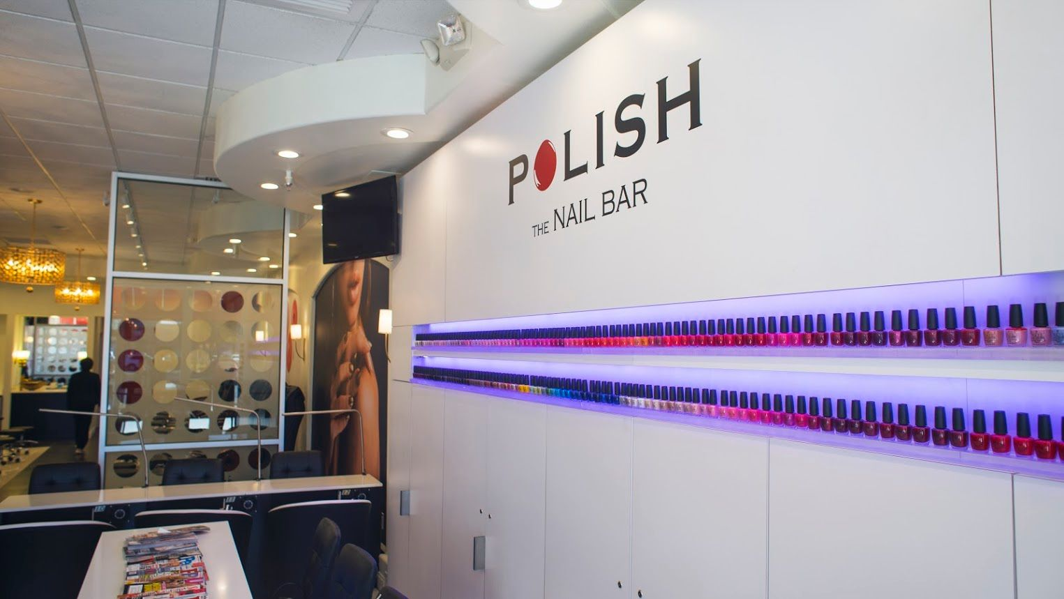 Nail Salon in Jacksonville, FL - POLISH - The Nail Bar