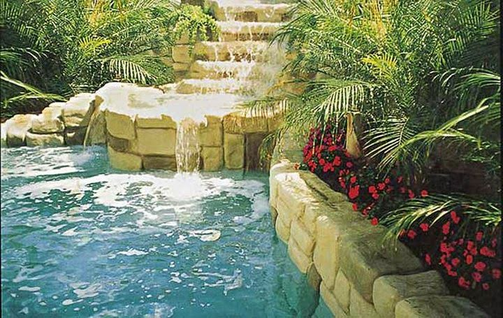 Superbe Texas Pools U0026 Patios Has Been Rated With 22 Experience Points Based On  Fixru0027s Rating System.