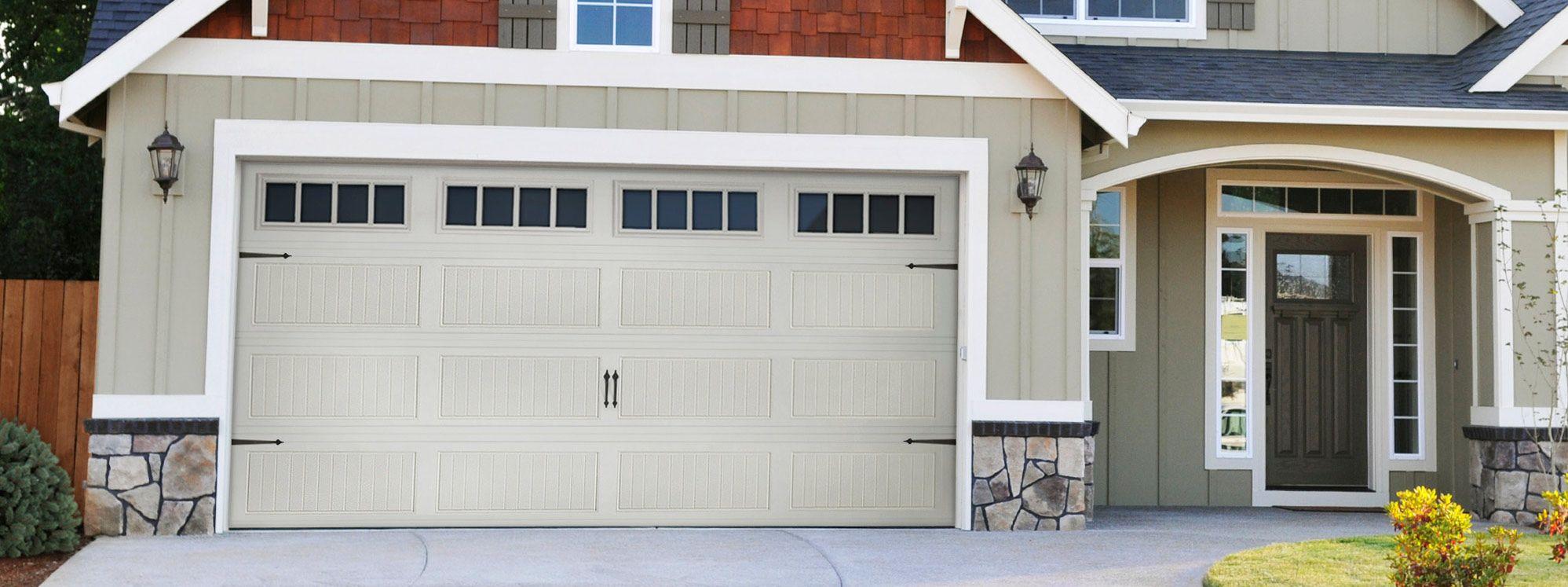 Garage Door Fixing Put Door Back On Track Automatic garage door ...