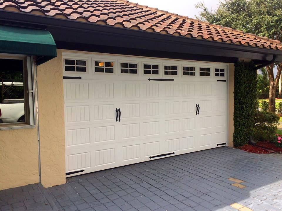Garage door repair installation in hollywood fl for Garage door repair hollywood