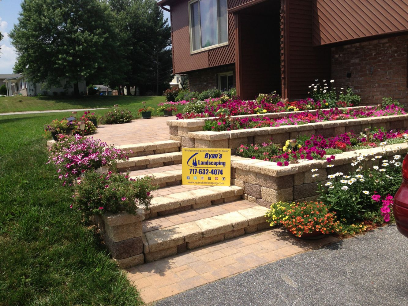Professional Landscape and Hardscape Construction in Hanover, PA ...