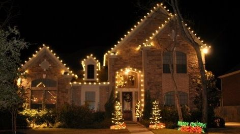 Christmas Light And Decor Installations In Fort Worth Tx