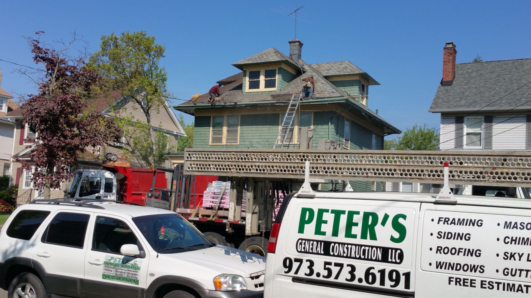 Home Remodeling In Irvington Nj Peter S General