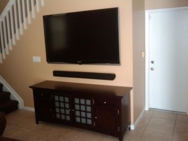 tv wall mounting experts in silver spring  md