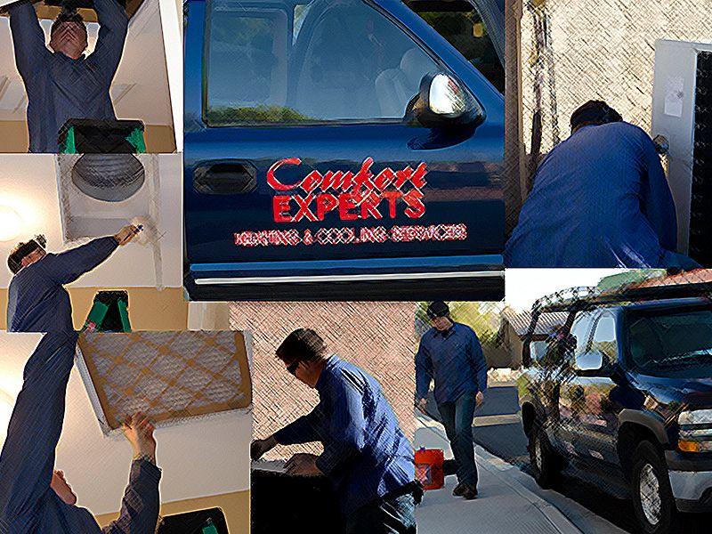 HVAC Contractor in Gilbert, AZ - Comfort Experts