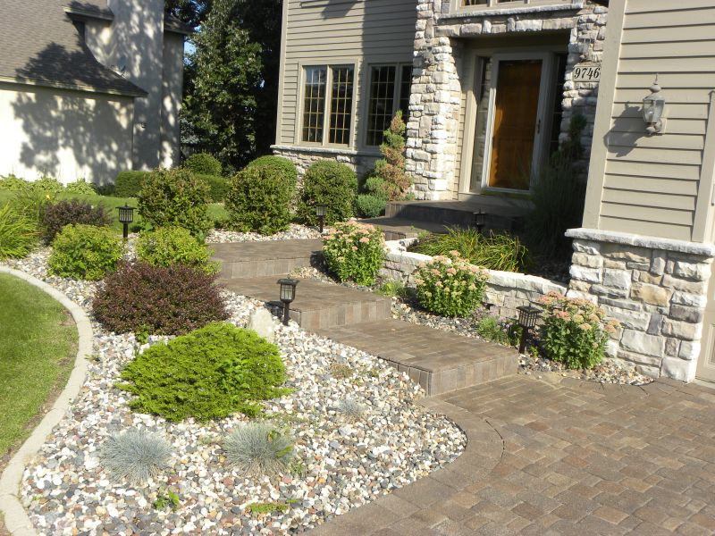 landscaping services in chaska  mn