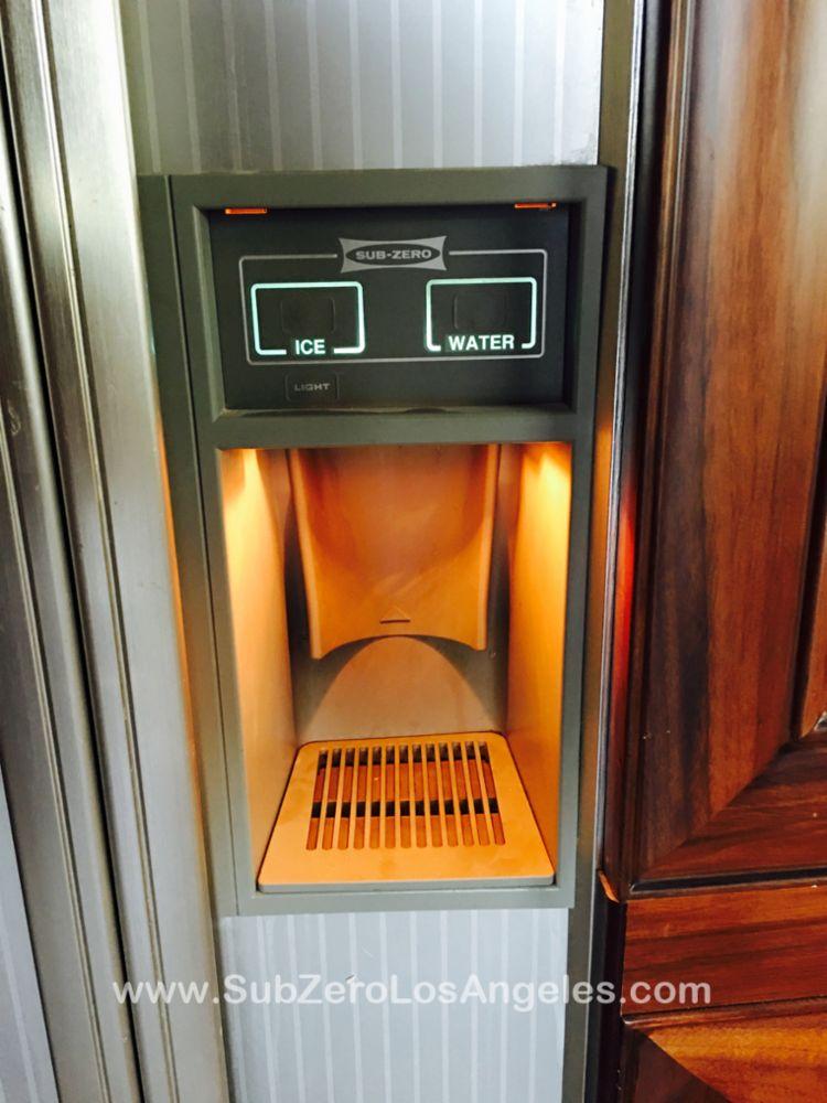 Acme Number One Subzero Refrigerator Repair Services Experts In La Beverly Hills Ca Sub Zero Freezer Service Parts