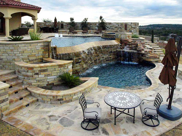 Pool Design And Construction In San Antonio Tx Texas Pools Patios